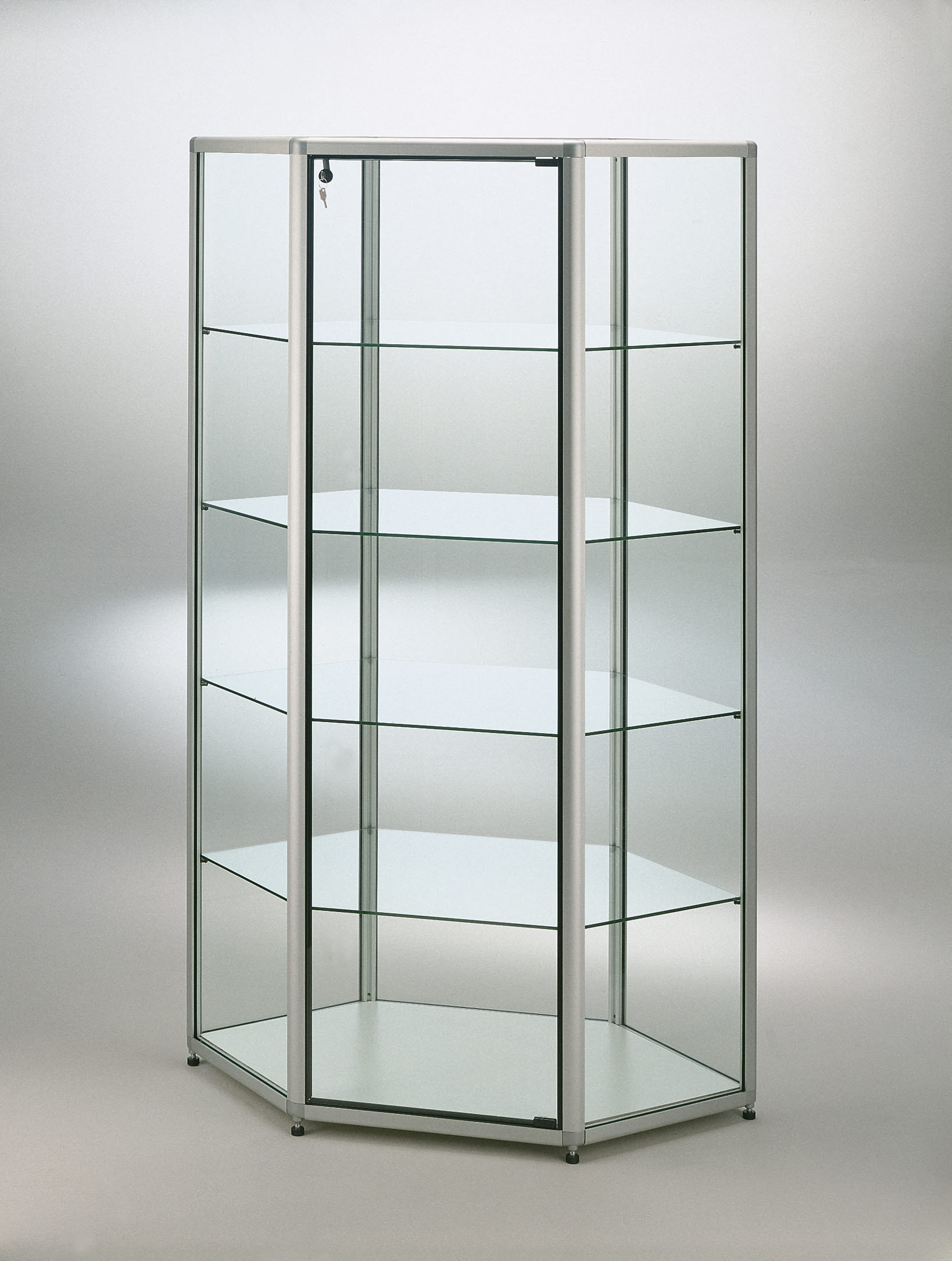 glasvitrine eckvitrine bestseller shop f r m bel und. Black Bedroom Furniture Sets. Home Design Ideas